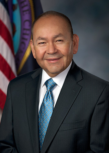 Governor Bill Anoatubby